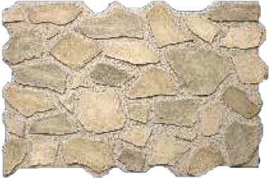 Paneles de poliuretano con imitaci n de piedra eriplas for Plaqueta imitacion piedra para exterior